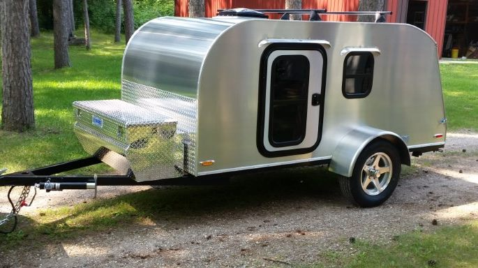 Retroride Teardrop Campers And Teardrop Trailers